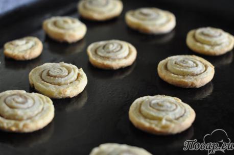 Песочное печенье с творогом: готовое печенье