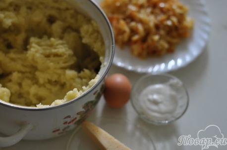 ингредиенты для пирога из капусты с картошкой