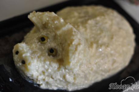 Пирог из капусты с картошкой с заливкой