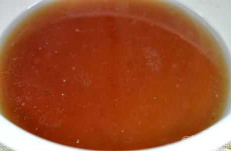 Пирог с красной смородиной: жидкие ингредиенты