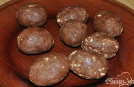 Рецепт пирожного Картошка: приготовление пирожных
