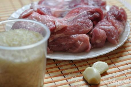 Рецепт тефтелей ёжиков: продукты