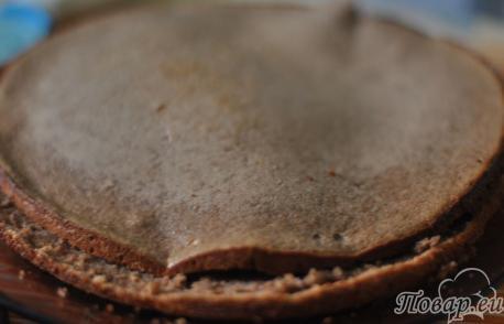 Рецепт торта Космос: коржи