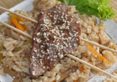 Как правильно приготовить рис в микроволновке