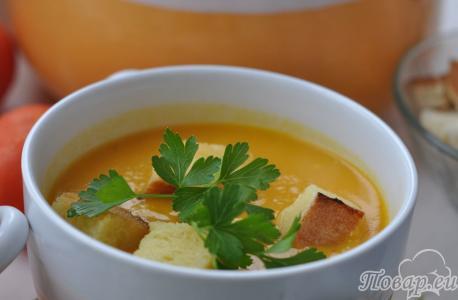 Как правильно приготовить суп-пюре