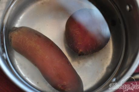 Как правильно варить свеклу: приготовление в кастрюле
