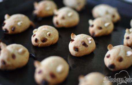 Творожное печенье для детей: готовая выпечка