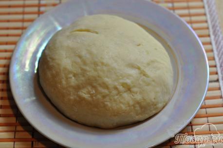 Галушки картофельные к украинскому борщу