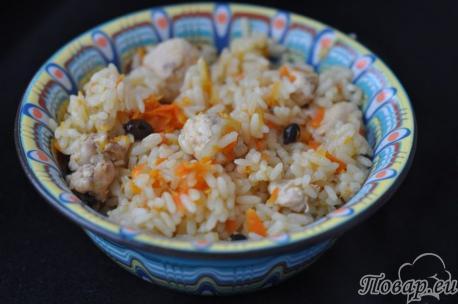 Способы, как правильно варить рис