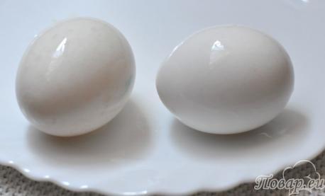 Яичница в мультиварке: яйца