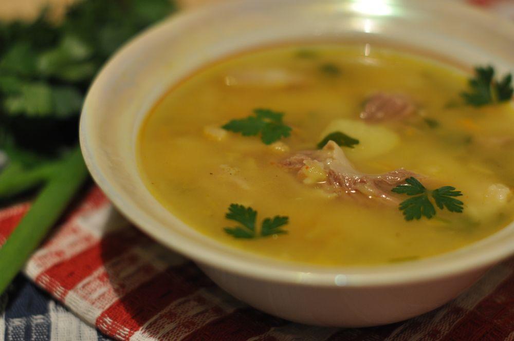 как варить пшеничный суп