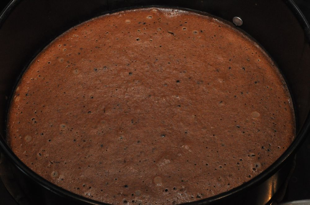 Как пропитать корж торта