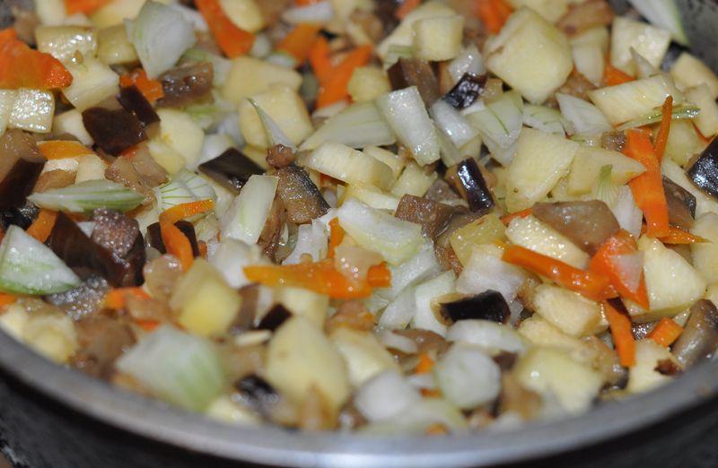 Тушеные кабачки и баклажаны рецепты