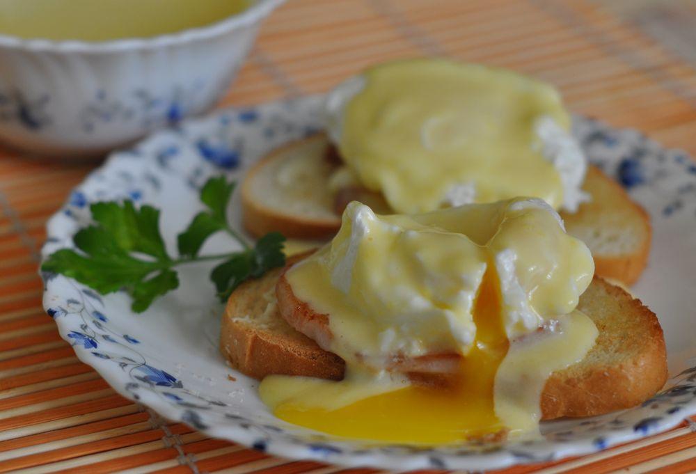 соус рецепт Голландский для яиц